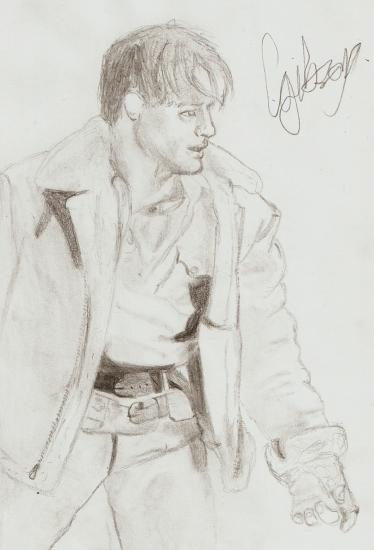 Brendan Fraser by cameron